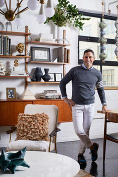 Read more about How Jonathan Adler Spun a Design Empire from His Pottery Wheel on @1stdibs | https://www.1stdibs.com/introspective-magazine/jonathan-adler/