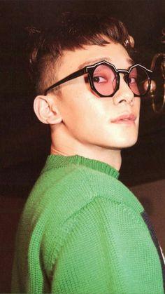 Chen glasses ♥