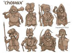 Sich Cossacks by igorvet.deviantart.com on @deviantART