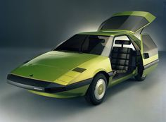 Ford Concept Cars 80's - ForoCoches