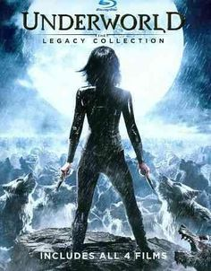 UNDERWORLD:LEGACY COLLECTION