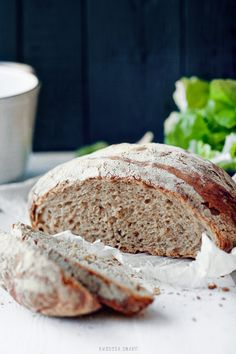 Bread with dark beer Guinness - Recipe
