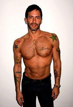 Los tatuajes de Marc Jacobs