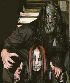 Slipknot - Mick and Joey