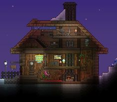 Terraria Comfy Build's comp 5