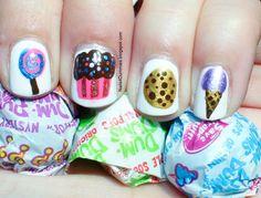 Nails4Dummies - Sweet Treats Mani
