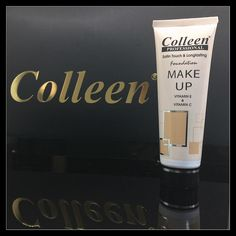 Colleen Foundation Makeup