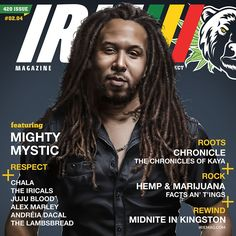 Yes I! the April 420 2016 Cali Reggae edition of #Irie Magazine (@iriemag) is here featuring Mighty Mystic @mightymystic along with The Lambsbread @thelambsbread Andréia Dacal Chala Juju Blood The Iricals and Alex Marley @alexmarleymusic! Lets celebrate 420 everyday! Our World Reggae edition aka Healing of the Nation drops April 1 2016 at 4:20 pm Cali Time!  Free Download  http://ift.tt/1EWiusU  #IrieMag #irie Roots #Rock #Reggae # Respect #Rewind #Riddims #Releases #420Anthem #LegalizeIt…