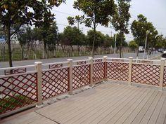 The best composite wood outdoor deck