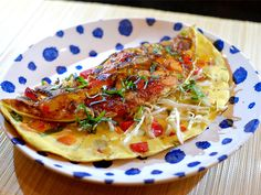 Omelet, Spaghetti, Eggs, Lunch, Ethnic Recipes, Food, Muffins, Wraps, Cake