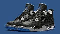 sale retailer dcee7 58803 Air Jordan 4 Retro - Alt. Motorsports - Size 7-13 Black Game