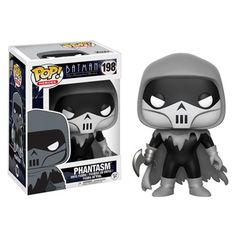 Funko Pop DC Comics Batman The Animated Series Stylized collectable stands 3 ¾ inches tall, perfect for any fan! Collect and display all Batman The Animated Series POP! Pop Vinyl Figures, Funko Pop Figures, Batman Anime, Aquaman, Batman Phantasm, Dc Comics, Best Superhero Movies, Funko Pop Batman, Funk Pop