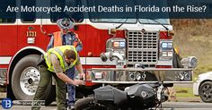 Are #MotorcycleAccident Deaths in #Florida on the #Rise?