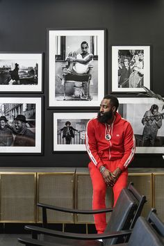 James Harden's Home Court - CB2 Style Files