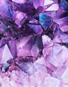 purple crystals / lavender aesthetic / lavender pela phone case inspo / color love - All About Violet Aesthetic, Crystal Aesthetic, Lavender Aesthetic, Aesthetic Colors, Aesthetic Girl, Aesthetic Clothes, Pastel Purple, Purple Haze, Shades Of Purple