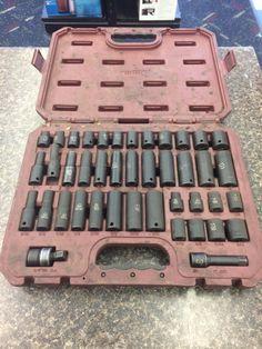 """Matco Tools SBP426V ADV 3/8"""" Drive Impact Metric & Standard Socket Set #Motors #Automotive #Tools #Supplies #SBP426V"""