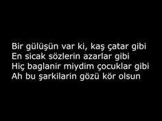 Zeki Müren - Ah Bu Şarkıların Gözü Kör Olsun Sözleri - YouTube