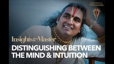 The Mind & The Intuition - Insights from the Master - YouTube
