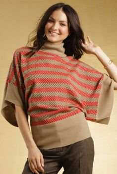 Trina Turk Cabot Sweater.  This is my kind of style.