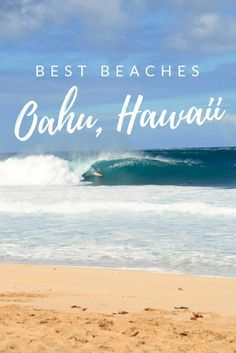 When planning a trip to Oahu figuring out what beaches to go to can be a hard task. There are endless amounts of options so I have made a list of the top beaches to stop at on your next Hawaii vacation.