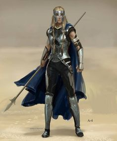 Some Art From Black Panther & Thor: RagnarokYou can find Thor and more on our website.Some Art From Black Panther & Thor: Ragnarok Fantasy Armor, Fantasy Weapons, Medieval Fantasy, Dnd Characters, Fantasy Characters, Female Characters, Fantasy Character Design, Character Inspiration, Character Art