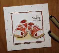 Shadow Painting, Baby Cards, Zentangle, Doodles, Shower Ideas, Card Ideas, Birth, Zentangle Patterns, Zentangles