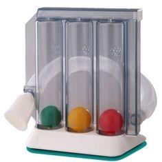Urządzenie do treningu oddechu trenażer (spirometr) Pulmo-Gain CA-MI