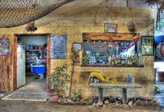 Mexican Cafe by Talbot Photography