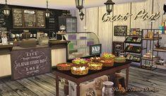 Rekomendasi Lot Retail Store #1 | Berbagi Sims 4 Indonesia