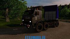 New off-road wheels - ETS2MODS.EU - Euro Truck Simulator 2 Mods