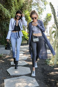 Matching Celebrity Outfits to Celebrate International Day of Friendship   Teen Vogue