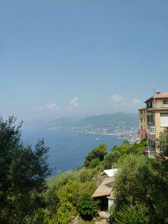 San Rocco, Camogli Liguria Italia (Luglio)