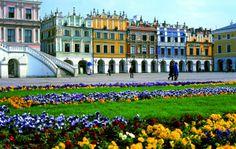 Zamość // Do you want to visit Zamość? check http://eltours.com/tailor-made-customized-tours