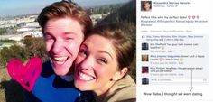 AWKWARD! The Most Public BreakUps In Facebook's History