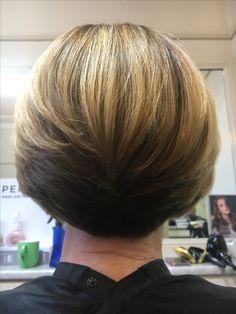 28 Bob haircuts for over 50 - Long Bob Hairstyles 2019 Hair Cuts For Over 50, Bobs For Thin Hair, Cute Bob Haircuts, Bob Hairstyles For Fine Hair, Short Hair Cuts, Short Hair Styles, Wedge Haircut, 50 Hair, Hair Trends