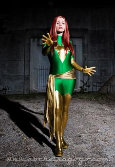 Ladies Walk into the bedroom with THIS on.. X-Men Jean Grey  sc 1 st  Pinterest & 51 best Redhead Halloween images on Pinterest | Costume ideas ...