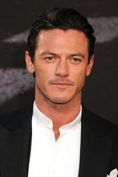 "Actor Luke Evans attends the GQ ""Men Of The Year"" party held at Chateau Marmont on November 18, 2009 in Hollywood, California. -"