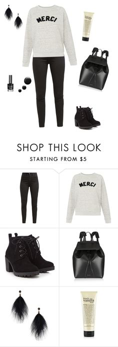 """Untitled #83"" by prettypicture99 ❤ liked on Polyvore featuring Levi's, Whistles, Red Herring and Mansur Gavriel"