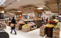 Carrefour acaba de abrir un nuevo local de este concepto premium en Paris y cuenta con otras tiendas en Milán y Varsovia.