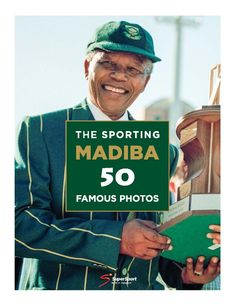 The Sporting Madiba Great Gifts For Dad, Famous Photos, Supersport, Photo S, Dads, African, Baseball Cards, Sports, Books