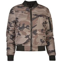 Rock and Rags Bomber Jacket