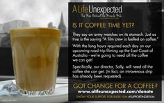 Road Trip Film, Life Unexpected, Coffee Time, Champion, Change, Coffee Break