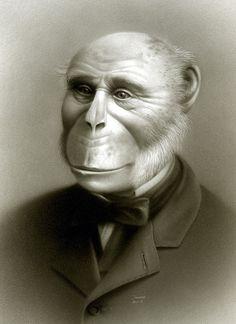 Karl the Humanzee