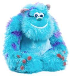 "Disney Pixar Monster's, Inc. - Just Play Exclusive - Sully 15"" Plush by Just Play, http://www.amazon.com/dp/B00AQXM504/ref=cm_sw_r_pi_dp_mRf7rb0Q0MC1V"