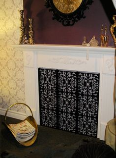 screen made with Umbra product: I have these and I love them!! They come in a set of three and I have them on the wall!!