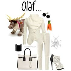 Disney Fashion - Olaf