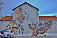12 Reasons to Fall in Love with Lisbon - by The Culture Map 15.05.2014 | Photo: Street art, graffiti, Lisbon