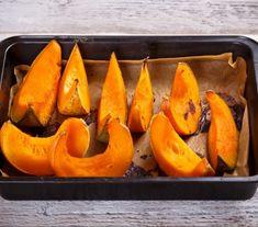 Świąteczna dynia - Przepisy - Magda Gessler - Smaki Życia Sweet Potato, Carrots, Recipies, Potatoes, Gluten Free, Vegetarian, Vegetables, Cooking, Food