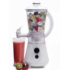 @Overstock - This blender provides a large shatter-proof 48-ounce jar with a built-in dispenser spout. With low, high, and pulse speeds, you can make smoothies the way you like them.http://www.overstock.com/Home-Garden/Ultra-Power-48-oz-Smoothie-Blender/3286237/product.html?CID=214117