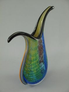 Künstlerischehochwertige, Glas Vase
